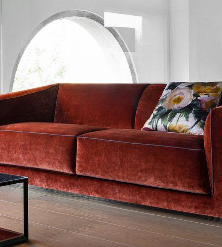 CASA Domino Sofa, Teler Coffee & Sestiere Side Tables