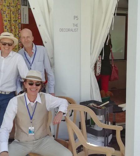 Pascal Regnault, Jérôme Declercq, Jérôme Bruneel, Hervé Durupt et Atelier au Fil des matières Bruno Fidone