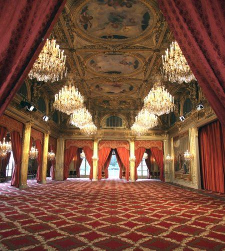 Palais de l'Elysée - Ateliers Jouffre
