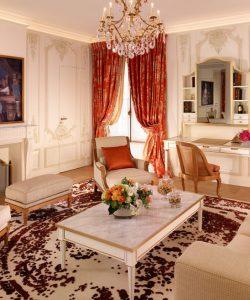 Suite Pompadour - Le Meurice