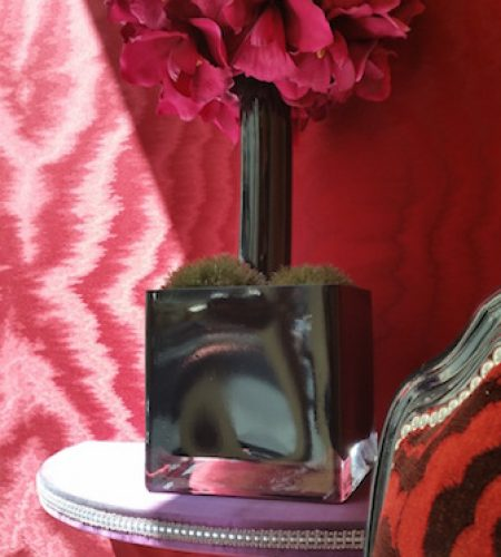 VERASETA – Moire et velours de soie