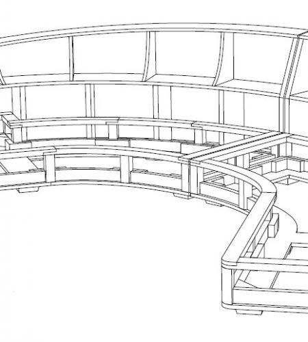 Plan 3D Phelippeau