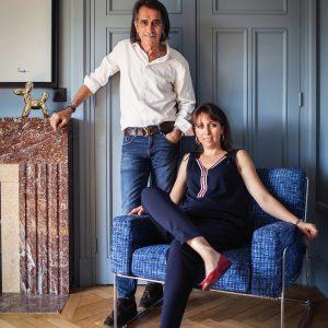 Portrait Alexia & Jorge GRASSO- EDITIONS LIMITEES