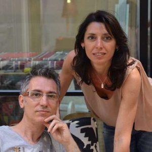 Au Fil des Matières - Anouk et Bruno Fidone
